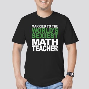 Married To The Worlds Sexiest Math Teacher T-Shirt