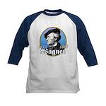 Richard Wagner Kids Baseball Jersey