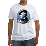 Richard Wagner Fitted T-Shirt