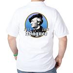 Richard Wagner Golf Shirt