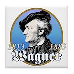Richard Wagner Tile Coaster