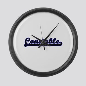 Constable Classic Job Design Large Wall Clock