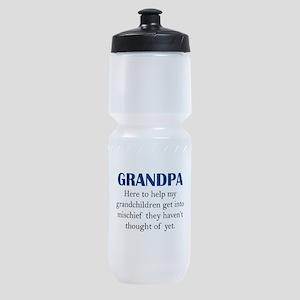 Grandpa Sports Bottle