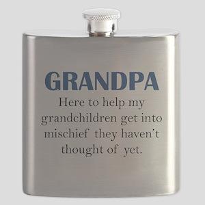 Grandpa Flask