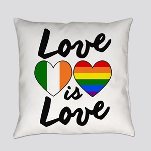 Irish Gay Pride Equal Marriage Everyday Pillow