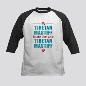 Tibetan Mastiff Baseball Jersey
