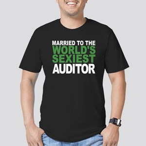 Married To The Worlds Sexiest Auditor T-Shirt