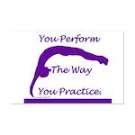 Gymnastics Poster - Perform