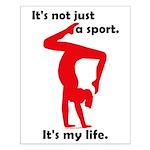 Gymnastics Poster - Life