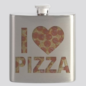 I LOVE PIZZA Flask