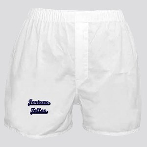 Fortune Teller Classic Job Design Boxer Shorts
