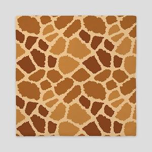 Giraffe Fur Queen Duvet