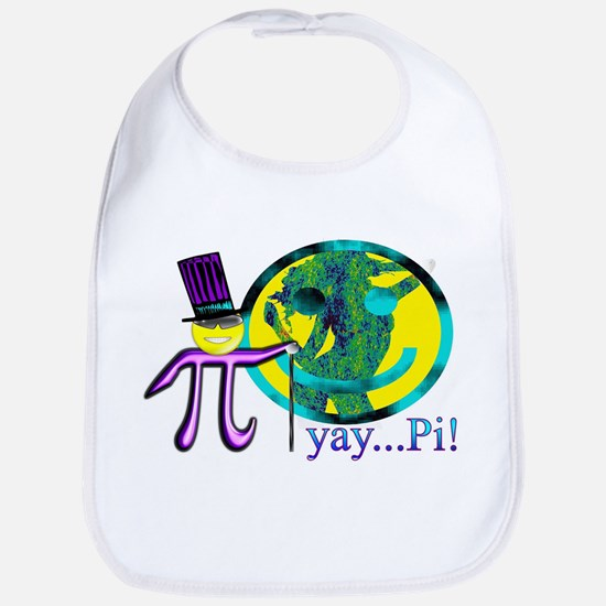 Ultimate Pi Day 2015 Bib