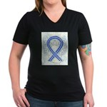 ALS Awareness Ribbon Angel T-Shirt