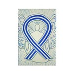 Als Awareness Ribbon Angel Magnets (100 Pack)