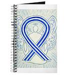 ALS Awareness Ribbon Angel Journal