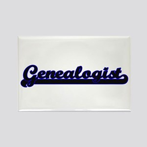 Genealogist Classic Job Design Magnets