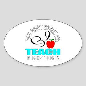Pre-k teacher Sticker