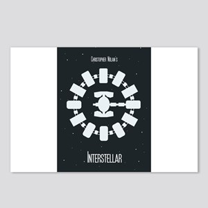 Minimalist Interstellar A Postcards (Package of 8)