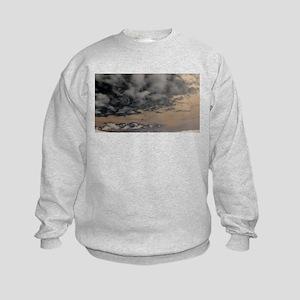 Rad Nature Stormy Kids Sweatshirt