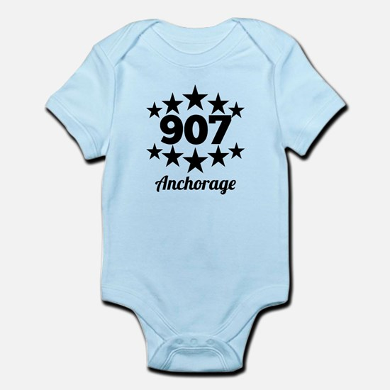 907 Anchorage Body Suit
