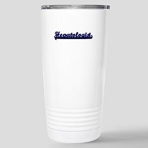 Hepatologist Classic Jo Stainless Steel Travel Mug