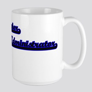 Higher Education Administrator Classic Job De Mugs