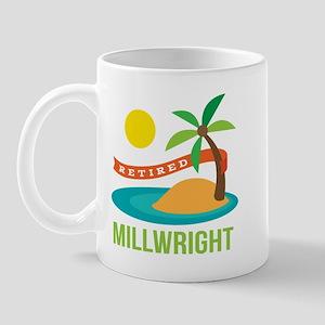 Retired Millwright Mug