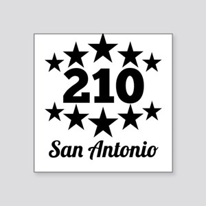 210 San Antonio Sticker