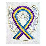 Bladder Cancer Awareness Ribbon Posters