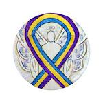 Bladder Cancer Awareness Ribbon 3.5