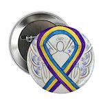 Bladder Cancer Awareness Ribbon 2.25