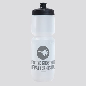 Negative Ghostrider Sports Bottle
