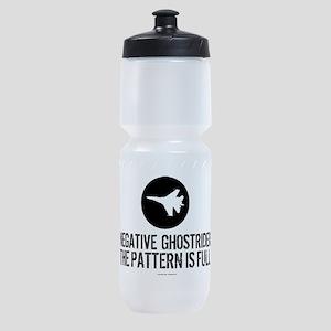 Negative Ghostrider Sports Bottle