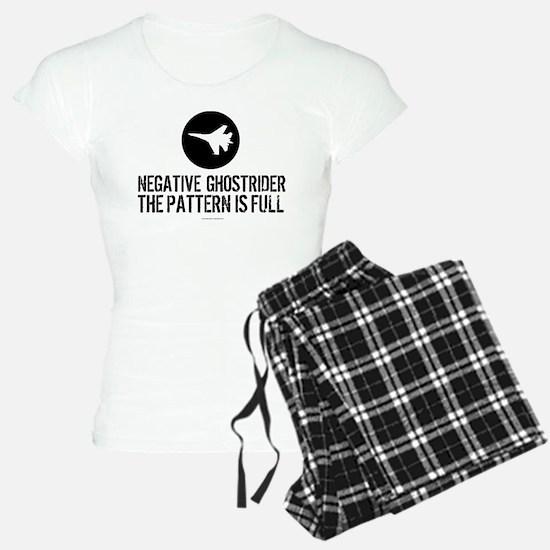 Negative Ghostrider Pajamas