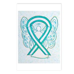Cervical Cancer Awareness Postcards (package Of 8)