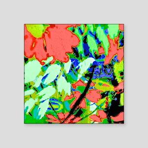 Garden Image Sticker