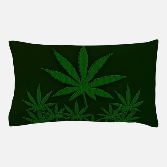 Marijuana / Weed Design Pillow Case