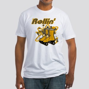Rollin' Fitted T-Shirt
