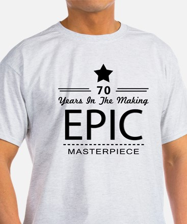 70th Birthday 70 Years Old T-Shirt