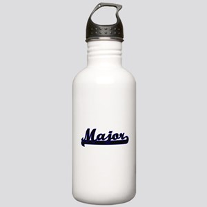 Major Classic Job Desi Stainless Water Bottle 1.0L