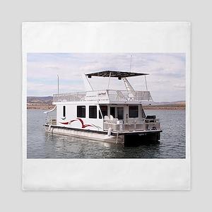 Houseboat, Lake Powell, Arizona, USA 9 Queen Duvet