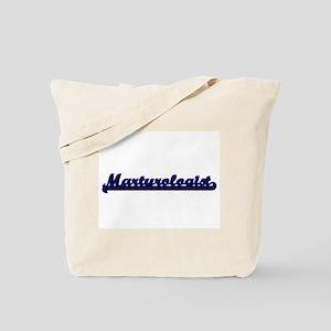 Martyrologist Classic Job Design Tote Bag