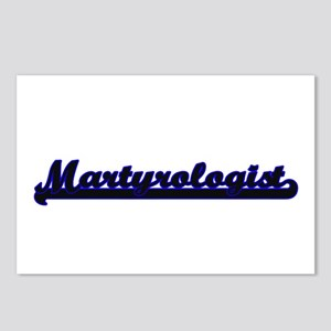 Martyrologist Classic Job Postcards (Package of 8)