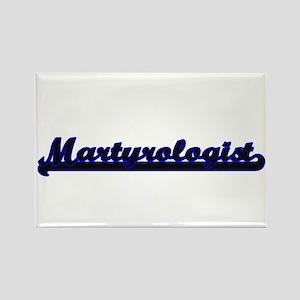 Martyrologist Classic Job Design Magnets