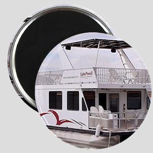 Houseboat, Lake Powell, Arizona, Magnets