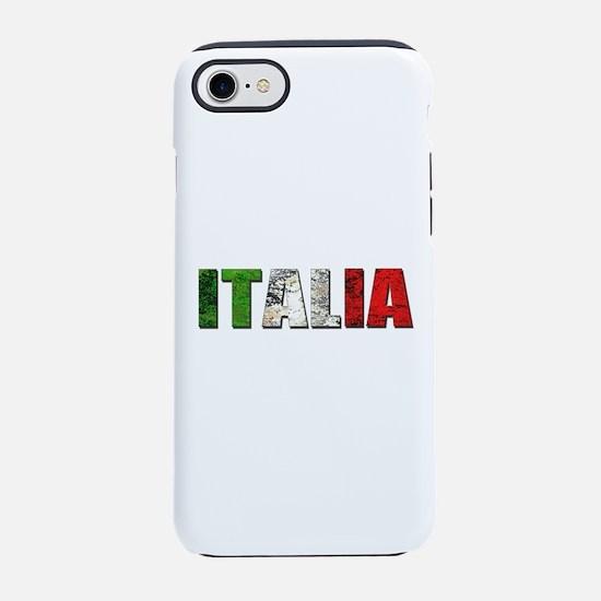Italia Logo iPhone 7 Tough Case