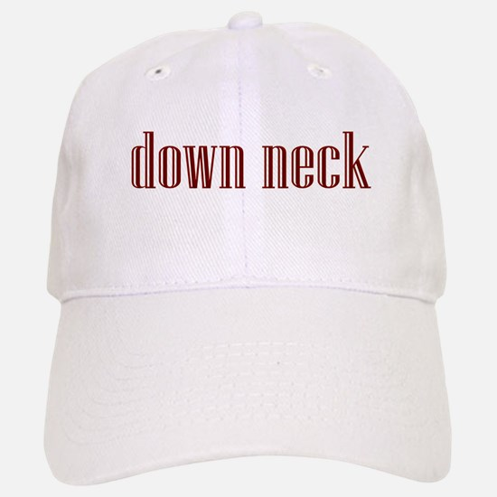 Down Neck Baseball Baseball Cap