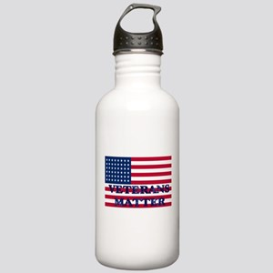 VETERANS MATTER Water Bottle