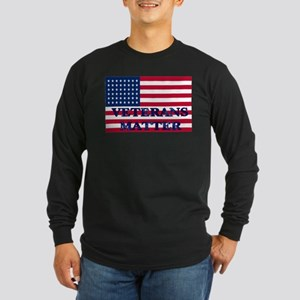 VETERANS MATTER Long Sleeve T-Shirt